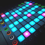 Electronic Background music and instrumental EDM tracks